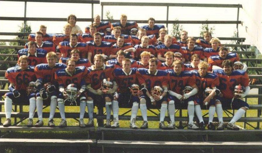 Kuva vuodelta 1987.